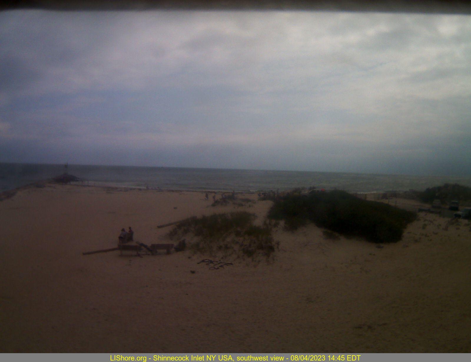 Webcam image - southwest view