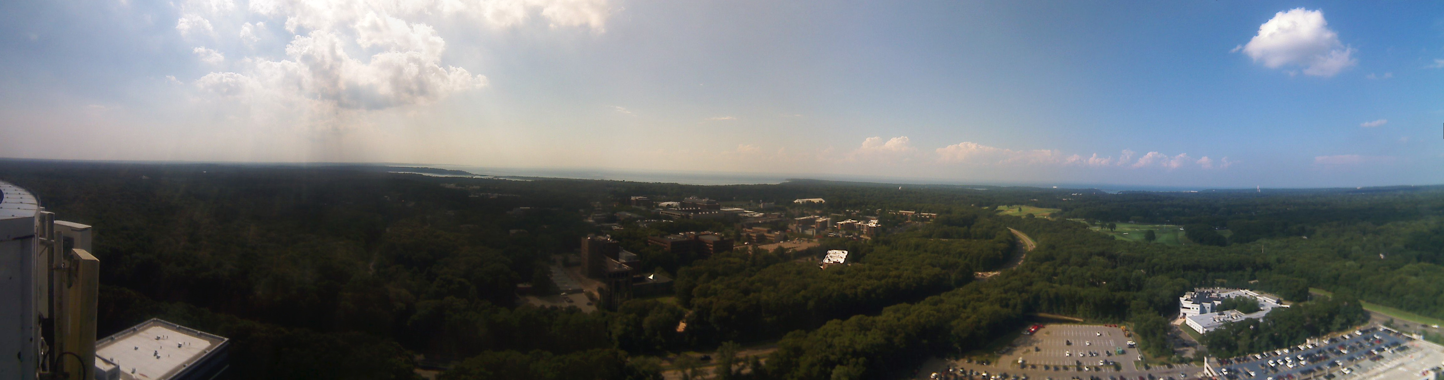Health Sciences Center Panoramic, generated every 15 minutes